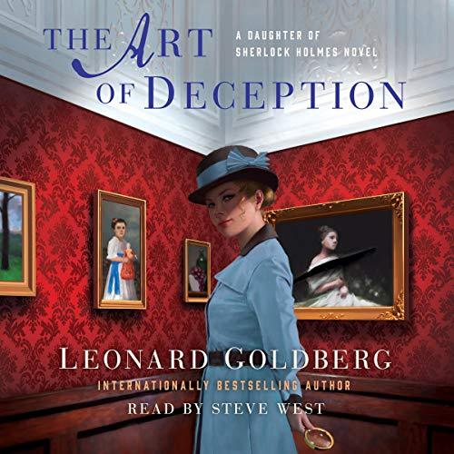 The Art of Deception  By  cover art