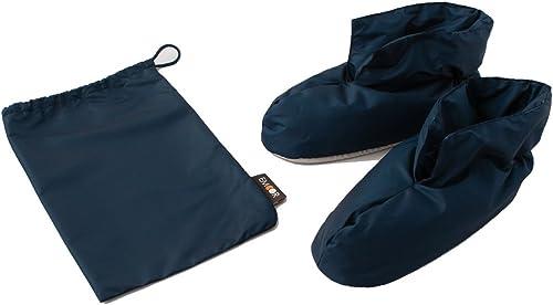 Emoor lavable Down sala calcetines, Color azul (importación de Japón)