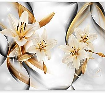 flores cristal murano