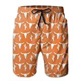 NiYoung Men's Swim Trunk Shorts Quick Dry Beach Pants Bathing...