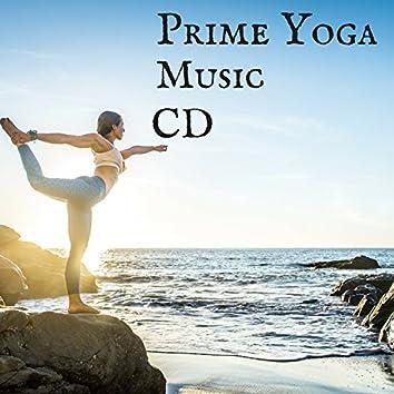 Prime Yoga Music CD for Yoga Teachers & Classes - Vol.1