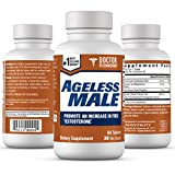 Ageless Male Free Testosterone Booster for...