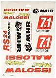 Adesivi Malossi DIN-A3