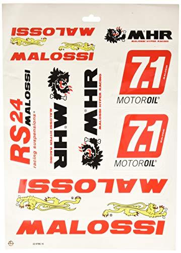 Malossi - DIN-A3 - Jeu de stickers