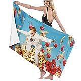 fenrris65 Elton John Beach Towel Sheet Bath Set Bath Towels Accesorios para la piscina