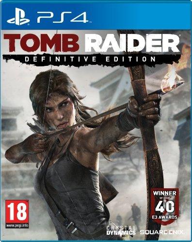 Tomb Raider Definitive Edition (PS4) by Square Enix