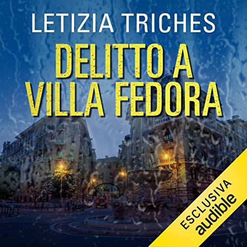 Delitto a Villa Fedora copertina