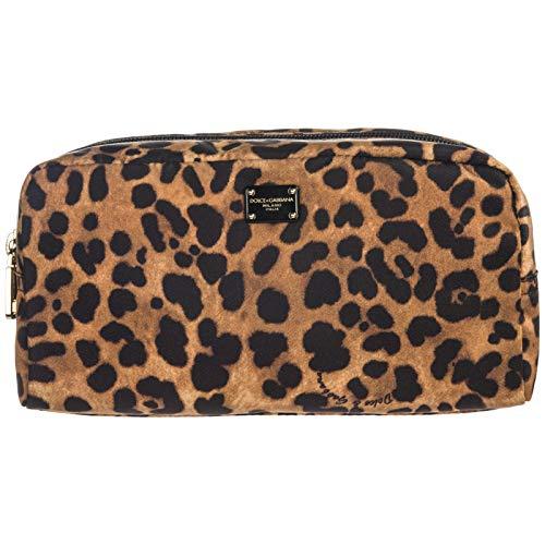 Dolce&Gabbana beauty case donna marrone