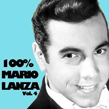 100% Mario Lanza, Vol. 4