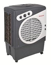 a very powerful indoor-outdoor portable evaporative cooler