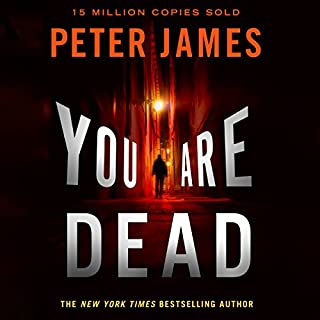 You Are Dead audiobook cover art