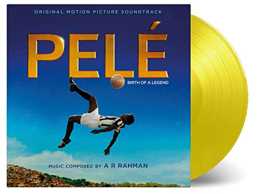 Pel: Birth of a Legend (Ltd Yellow [Vinyl LP]