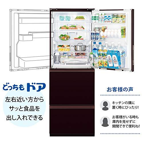 SHARP(シャープ)『プラズマクラスター冷蔵庫(SJ-GW36E)』