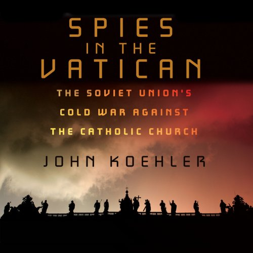 Spies in the Vatican cover art