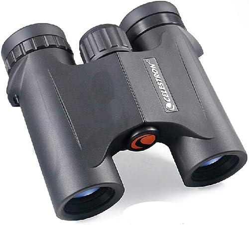 YXLZZO Jumelles étanches Haute Vision Nocturne HD Haute Puissance et Basse luminosité 8 Fois en extérieur télescope