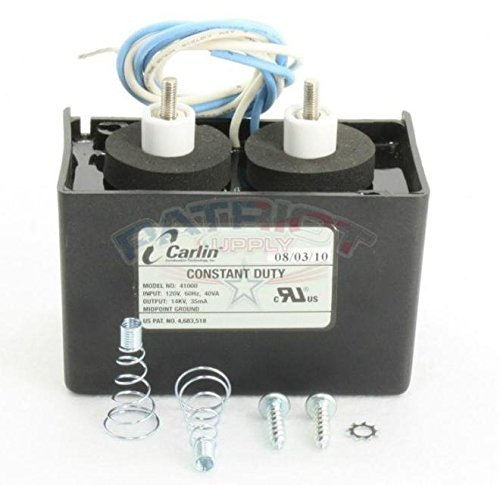 Carlin 41000 Electronic Ignitor-Oil 41000S