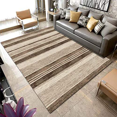 BAIJJ hanglamp, rechthoekig tapijt, voor slaapkamer, salontafel, woonkamer naast het bed, modern tapijt [energieklasse A++] (kleur: A, grootte: 1400 x 2000 cm)