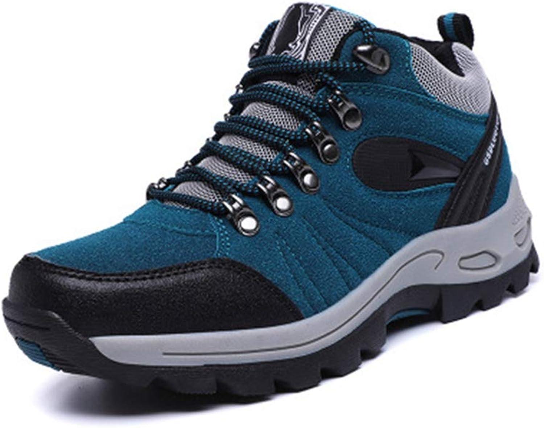 Beautiful - Fashion Women's Waterproof Hiking Boots Outdoor Running Trail Hiker High-top Non-Slip Casual Climbing shoes