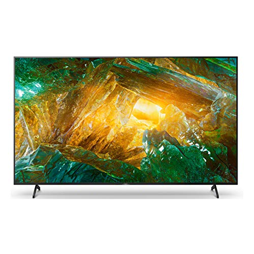 Sony X800H 85 Inch TV: 4K Ultra HD Smart LED TV with HDR and Alexa Compatibility - 2020 Model