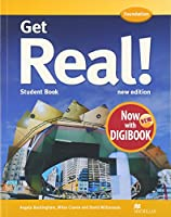 Get Real Foundation Student's Book and Digicode Pack
