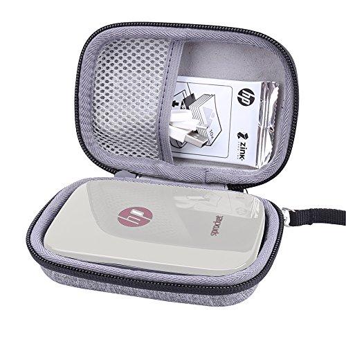 Caja Bolsa Fundas para HP Sprocket Impresora fotográfica portátil de Aenllosi