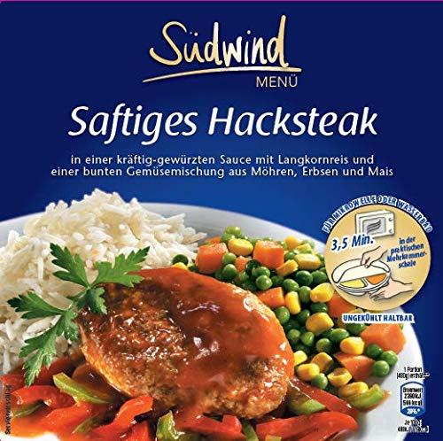 Probierpaket für den Lebensmittelvorrat - verschiedene Fertiggerichte für die Mikrowelle - keine Versandkosten - Südwind Lebensmittel - 3