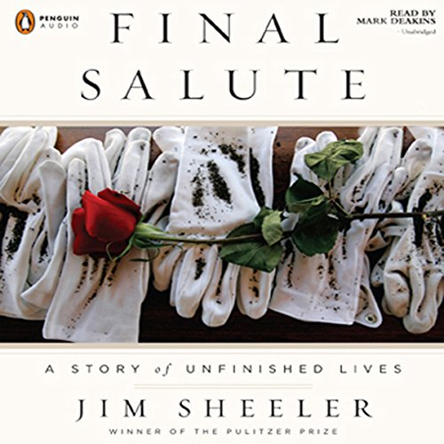 Final Salute audiobook cover art