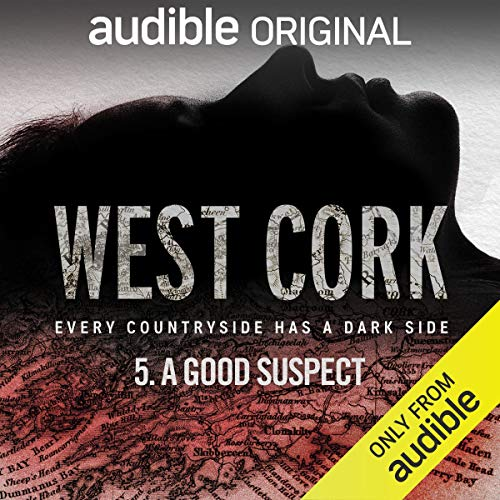 Ep. 5: A Good Suspect copertina