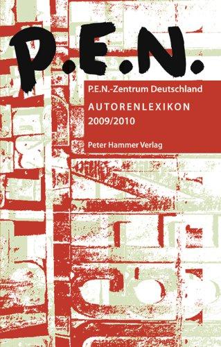 P.E.N. Autorenlexikon 2009/2010