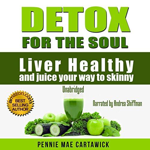 Detox for the Soul audiobook cover art