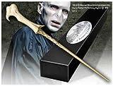 HARRY POTTER Edizione Personaggio Bacchetta di Lord Voldemort Il Marchio Nero, Tom Riddle, Maniglia Come Un Osso dal romanzo della Rowling