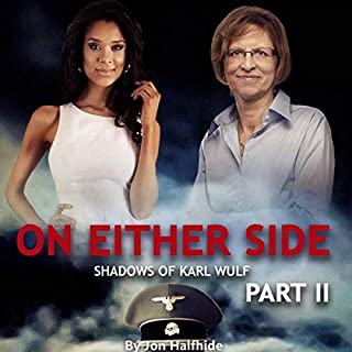 On Either Side Part 2: Shadows of Karl Wulf audiobook cover art