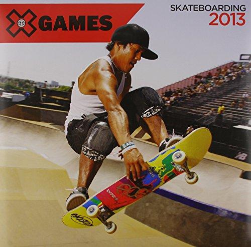 Skateboarding 2013: Skateboarden - Original BrownTrout-Kalender