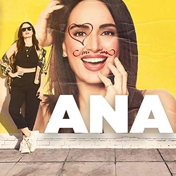 Ella Se Llama Ana (feat. Skarlet)