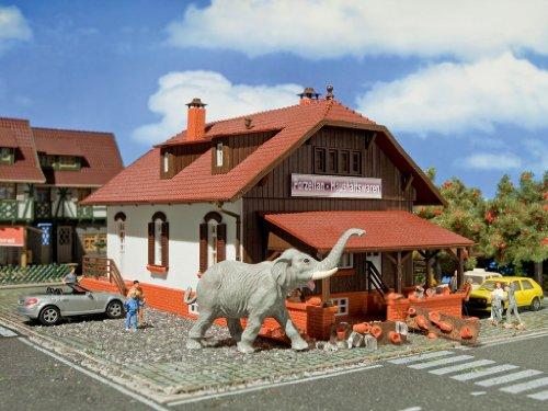 Vollmer 3617 - Elefant im Porzellan-Laden, Modell Bausatz