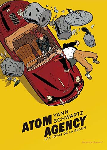 Atom Agency: Las joyas de la Begum (COMIC)