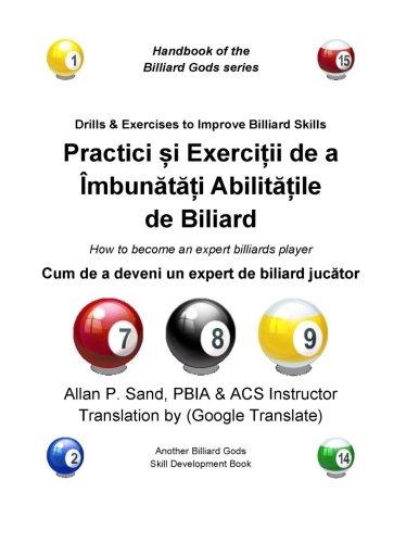Practici si Exercittii de a Imbunatati Abilitatile de Biliard: Cum de a deveni un expert de biliard jucator