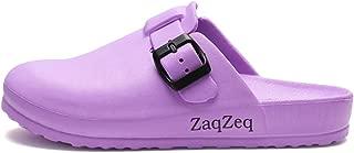YUENA CARE Doctor Clog Slippers Summer Nurse Sandals Work Shoes Slip Resistant