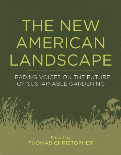 The New American Landscape: Leading…