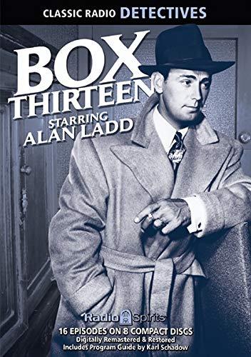 Box Thirteen  By  cover art