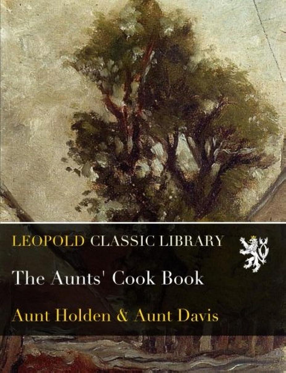 バーマドクリーム名前The Aunts' Cook Book