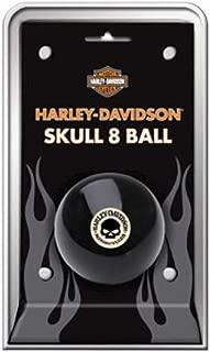 HARLEY-DAVIDSON Skull 8-Ball