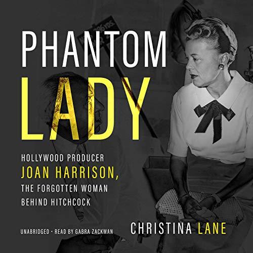 Couverture de Phantom Lady
