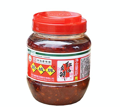 red bean chili paste - 1