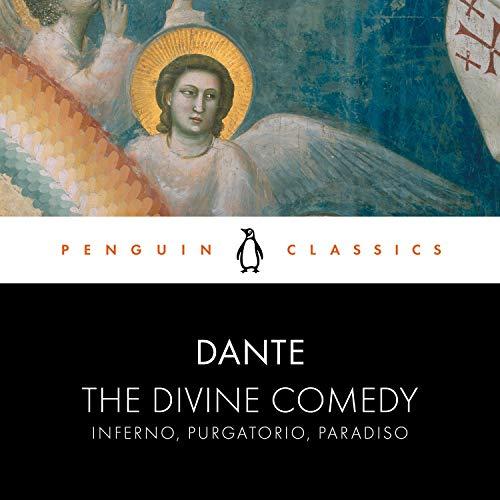 Page de couverture de The Divine Comedy