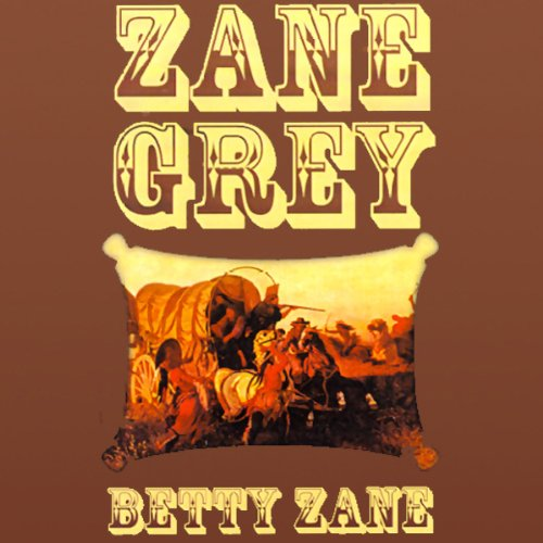 Betty Zane audiobook cover art