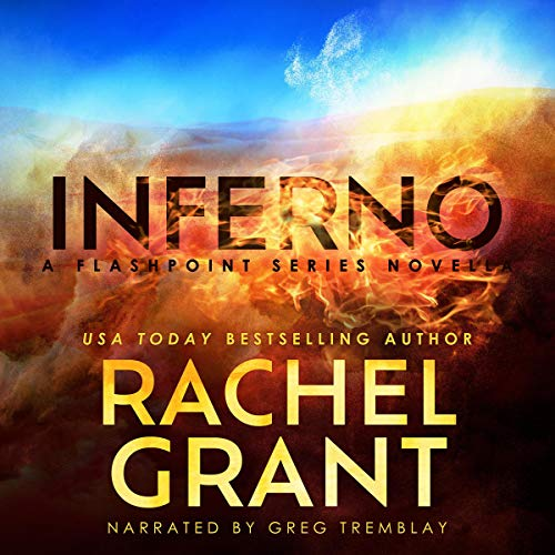 Inferno: A Flashpoint Series Novella cover art