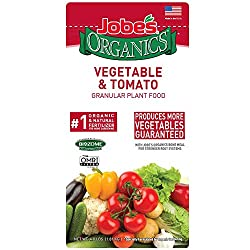 Jobe's Organics Vegetable & Tomato Fertilizer