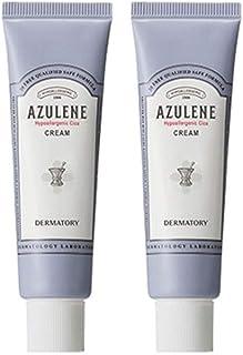 クリオダーマトリハイポアラジェニックシカクリーム50ml x2本セット皮膚鎮静保護韓国コスメ、Clio Dermatory Hypoallergenic Cica Cream 50ml x 2ea Set Korean Cosmetics [並行輸入品]