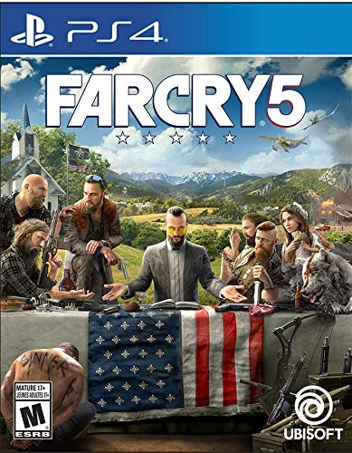 Far Cry 5 – PlayStation 4 – Standard Edition – Standard Edition – PlayStation 4